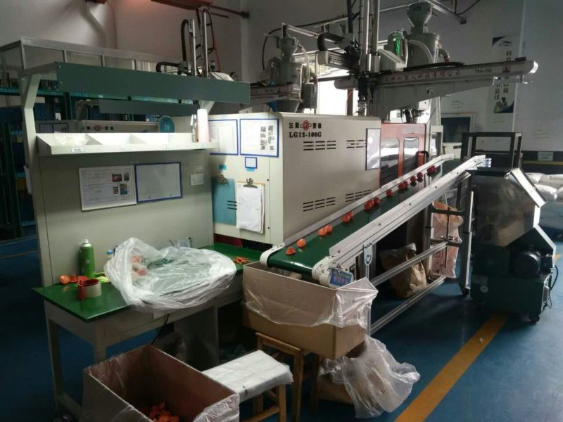 China injection molding